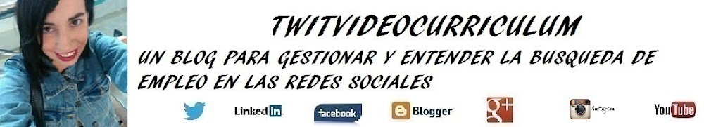 TwitVC España. Embajadora de Marca. Ofertas de empleo, trabajo, LinkedIn, Facebook, beBee, Womenalia