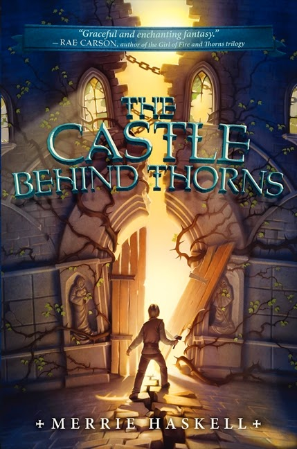 http://www.harpercollins.com/books/Castle-Behind-Thorns-Merrie-Haskell/?isbn=9780062008190