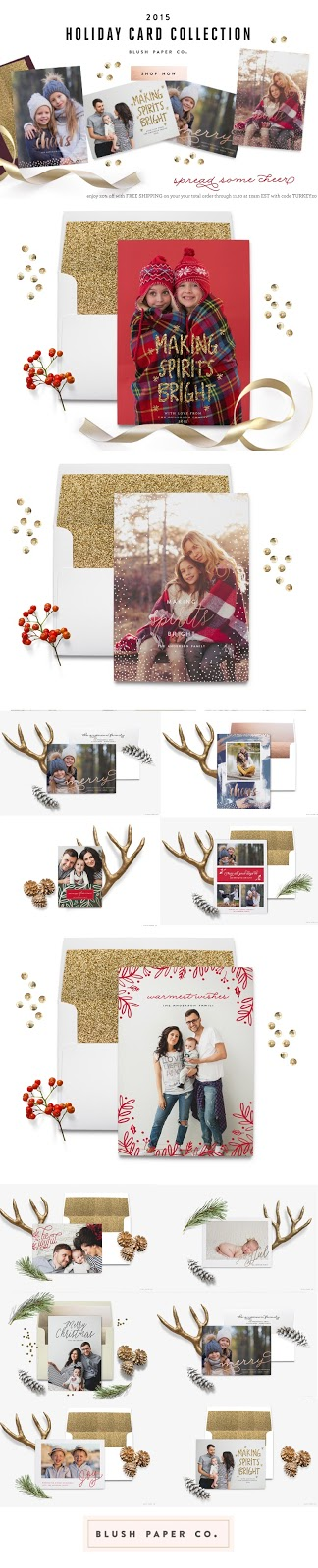 2015 Holiday Card Collection