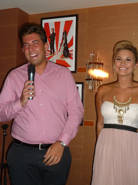 James Argent and Sam Faiers - TOWIE
