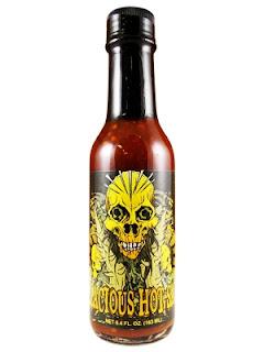 Hellacious Hot Sauce
