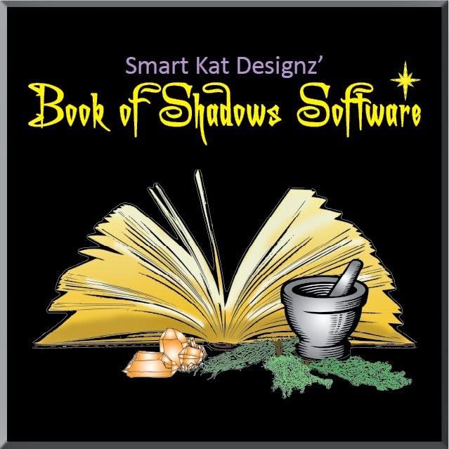 Smart Kat Designz Book of Shadows Software