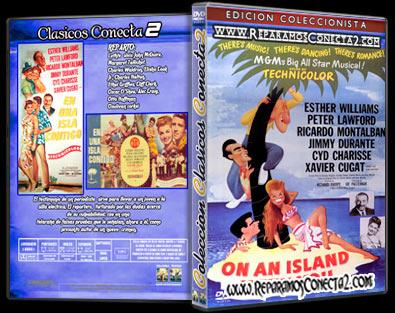 En una Isla Contigo [1948] Descargar cine clasico y Online - Carátulas