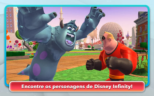 Disney Infinity: Action v1.0.1 Apk + Data Free