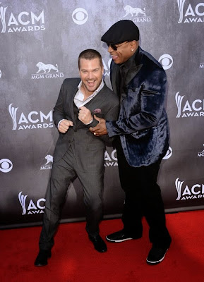 LL Cool J & Chris O'Donnell Team Up in Las Vegas