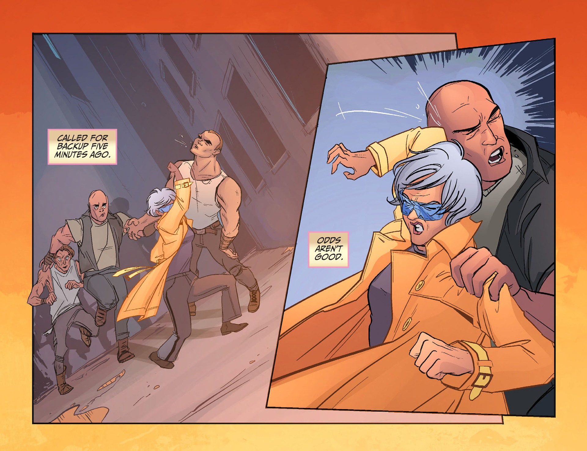 Batman Beyond (2012) Issue #27 #27 - English 7
