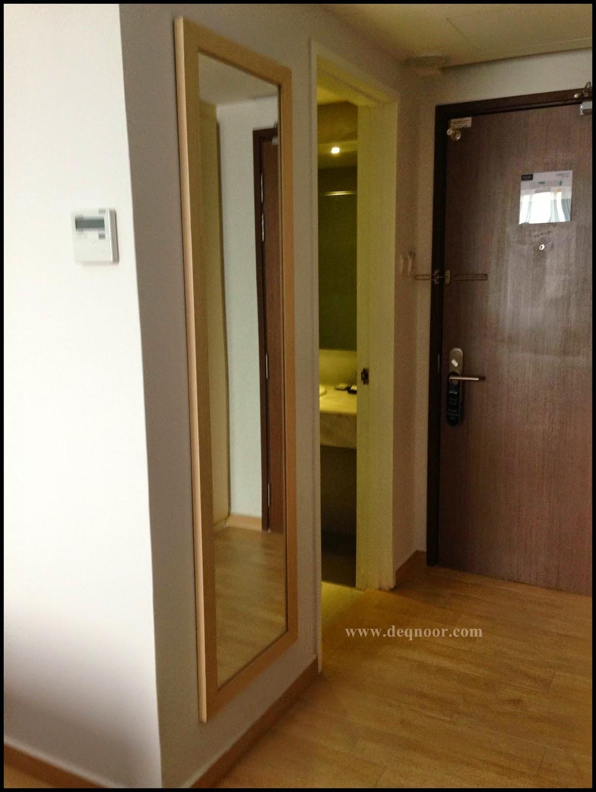 Dekorasi Bilik Superior Hotel Neo+ Penang 2