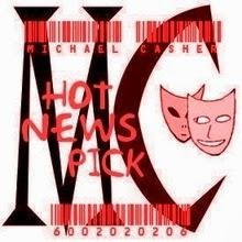 Michael Casher&#39;s<br><i>Hot News Pick</i>...
