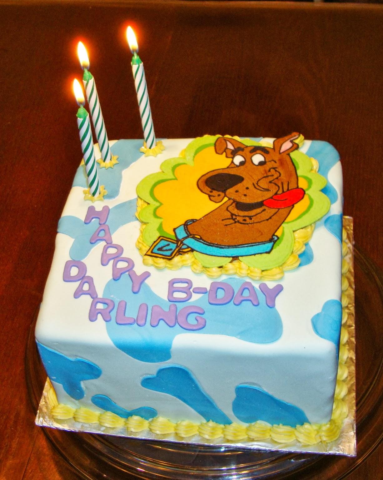Scooby Doo Cake Pan Walmart