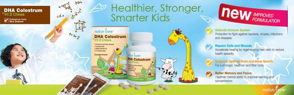 Colostrum overdose