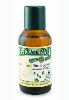 olio di jojoba dei provenzali, emolliente, elasticizzante, protettivo