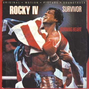 Survivor - Burning heart