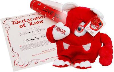 Déclaration d'amour anglais 3