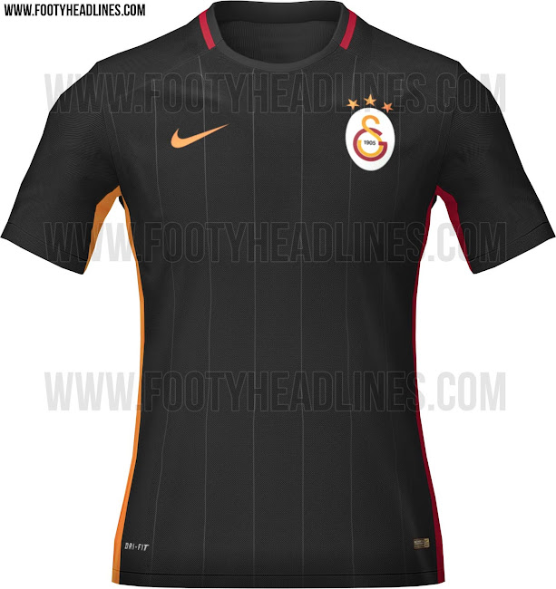 New Kits 15/16 Galatasaray-15-16-away-kit