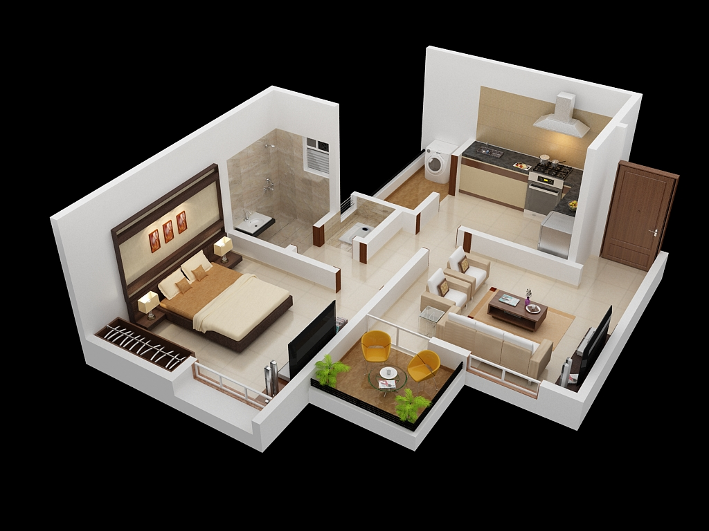 Affordable Foundation Dezin U Decor Bedroom Viewus With D View Of Bedroom  Design.