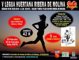 20-07-2019  V LEGUA HUERTANA RIBERA DE MOLINA