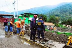Organismos de seguridad se mantienen alertas ante fuertes lluvias en Mérida