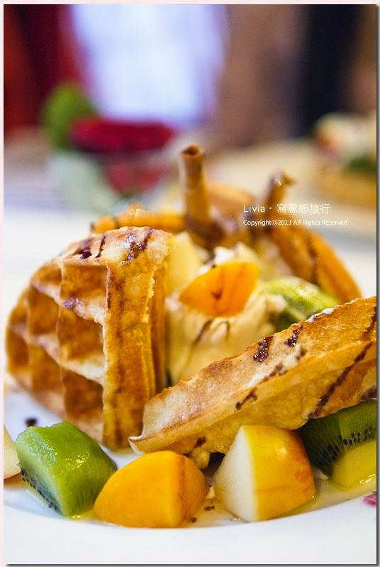 〔古典玫瑰園東海創始店。台中美食餐廳〕絕美香氛英式下午茶