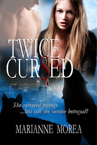 Twice Cursed by Marianne Morea