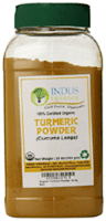 Organic Turmeric Powder to Treat Man Boobs Naturally