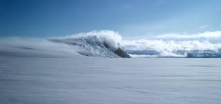 Grimsvotn glaciar