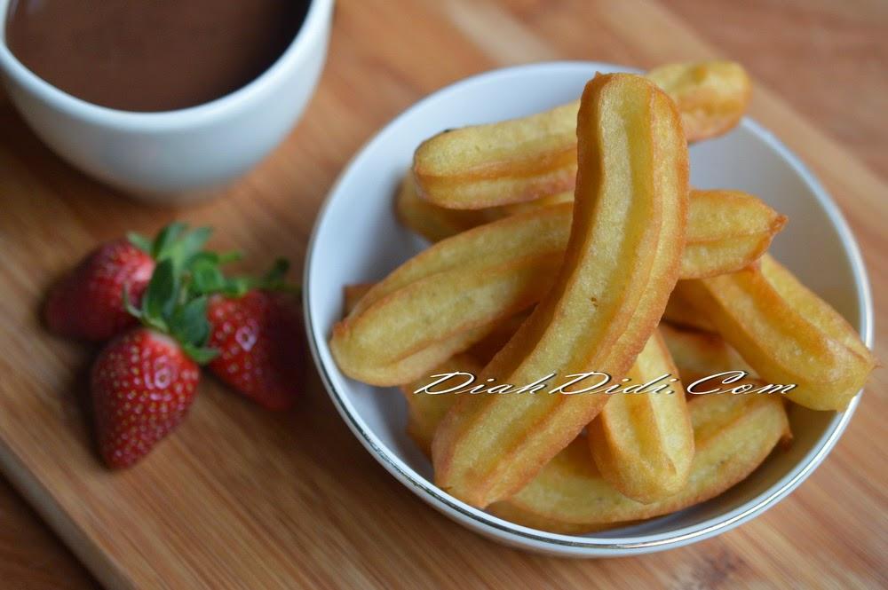 Diah Didi's Kitchen: Churos Kentang