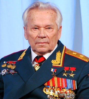MIKHAIL KALASHNIKOV, Inventor