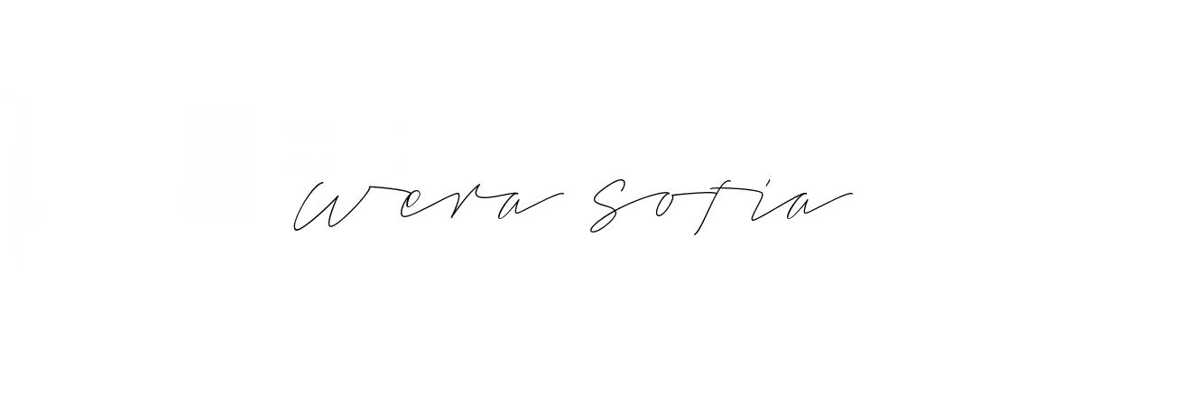 wera sofia
