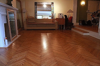 No Dust Hardwod Floor Refinishing, NYC