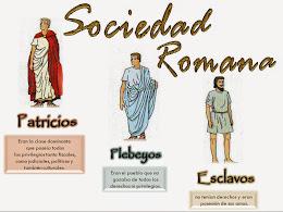 SOCIEDAD ROMANA: INTERACTIVO