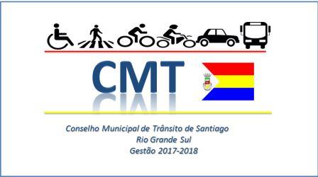CONSELHO MUNICIPAL DE TRÂNSITO DE SANTIAGO - RS