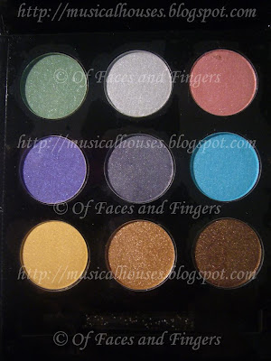 Collection 2000 Angelic Eye Palette