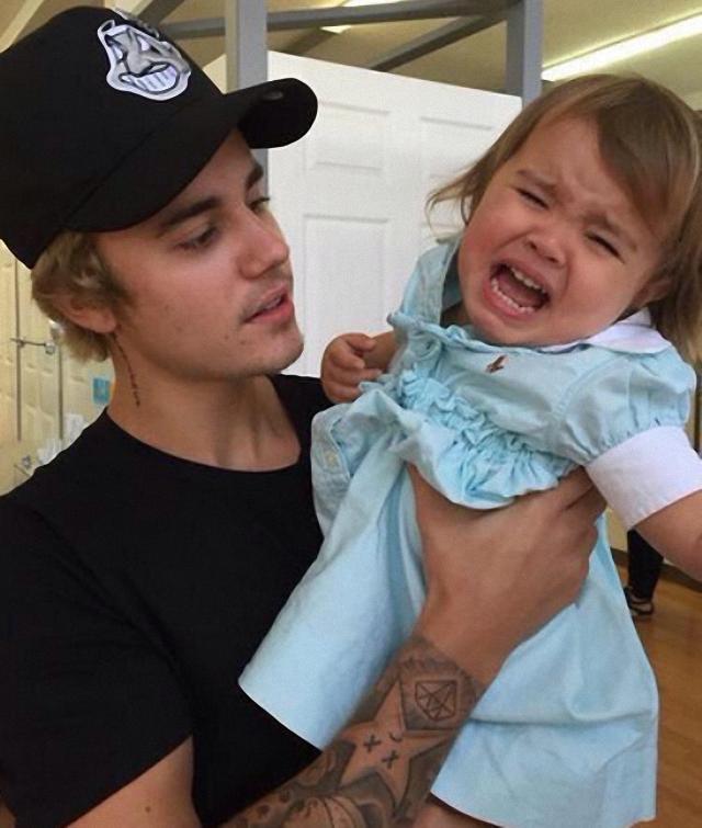 No a todas les gusta Justin Bieber