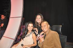 Me, Faizal & Cheryl Samad