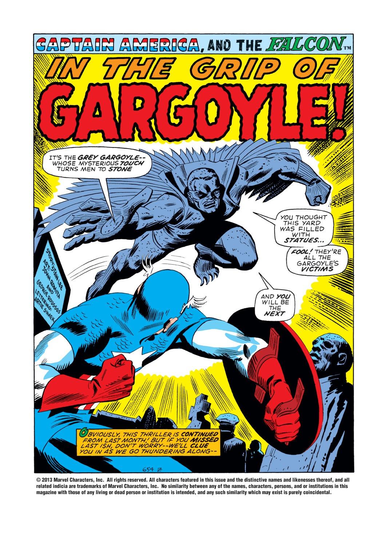 Captain America (1968) Issue #140 #54 - English 2