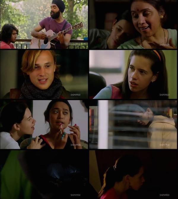 Margarita With A Straw 2015 Hindi DVDRip 720p