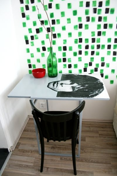 Jim Morrison table