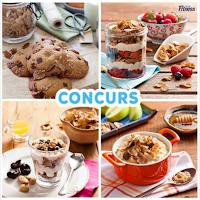 Retete cu cereale Nestle Fitness concurs 2015