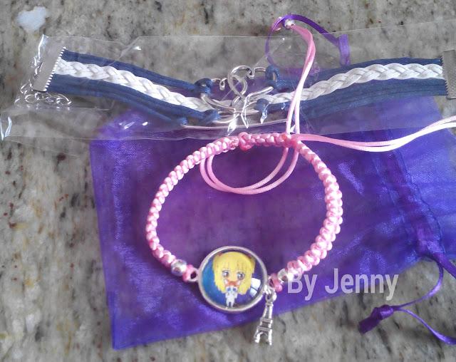 Premio ganado en facebook El Rinconcito de Jenny