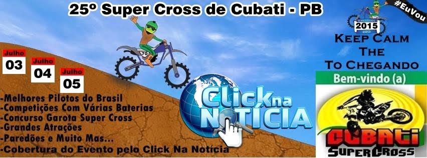 Super Cross 2015 em Cubati - PB