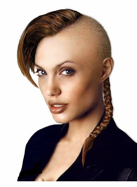 latest hairstyles funny