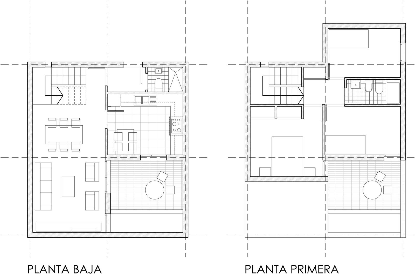 Dg arquitecto valencia septiembre 2011 - Proyectos de viviendas unifamiliares ...