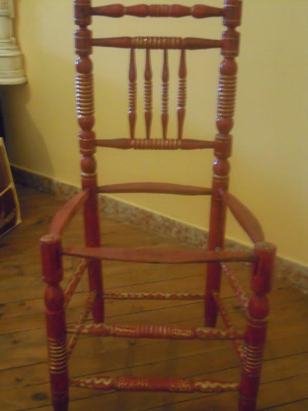 Si tenemos por casa alguna silla vieja con el asiento - Como arreglar el asiento de una silla ...