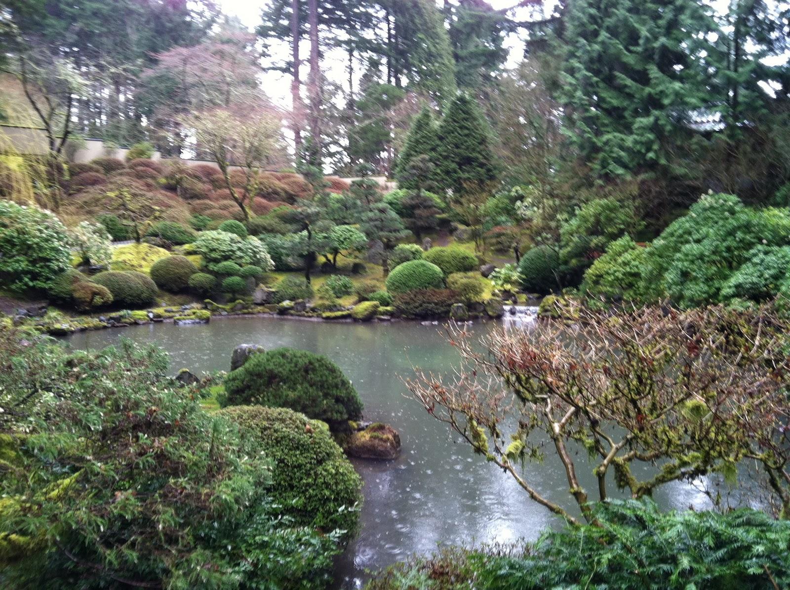 landscapesgardens design Portland Japanese Garden
