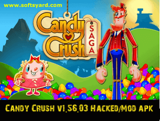 Candy Crush v1.56.03 Hacked/Mod apk