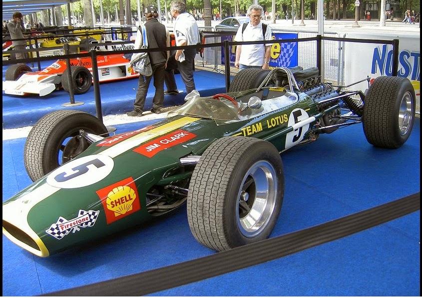 Lotus 49 / Formula 1 racing   The \