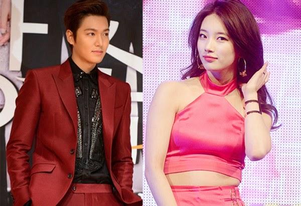 JYP lợi dụng Suzy và Lee Min Ho để quảng bá cho miss A?