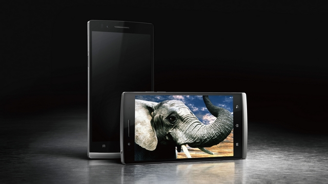oppo find 5 13 mp android phone