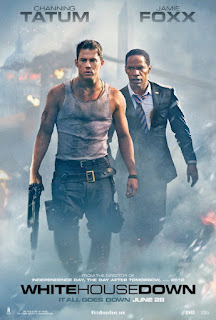 White House Down starring Channing Tatum