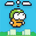 Swing Copters Icon Logo